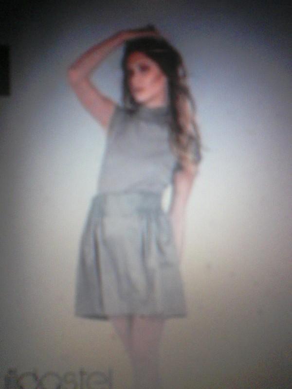 dress Khaki dress