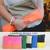 Style Celeb Vintage Colour Blocking Envelope PU Faux Leather IPAD Clutch Handbag | eBay