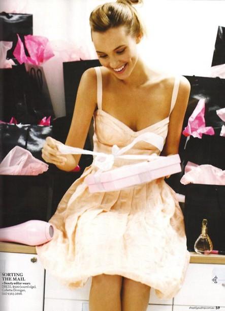 precious pink dress dress