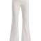 Countess kick-flare wool-crepe trousers
