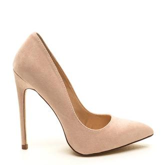 shoes heels pumps suede suede heels suede pumps nude nude heels nude pumps pointed toe pumps pointed toe