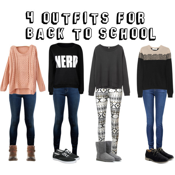sweater cute back to school