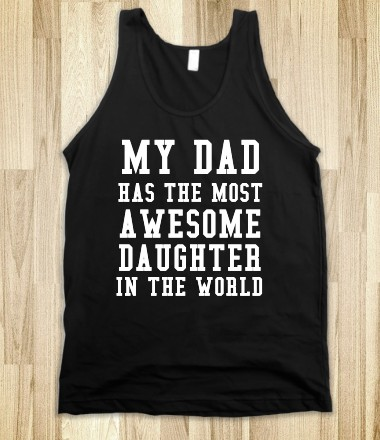 Awesome Daughter - Fancy Inu - Skreened T-shirts, Organic Shirts, Hoodies, Kids Tees, Baby One-Pieces and Tote Bags Custom T-Shirts, Organic Shirts, Hoodies, Novelty Gifts, Kids Apparel, Baby One-Pieces | Skreened - Ethical Custom Apparel