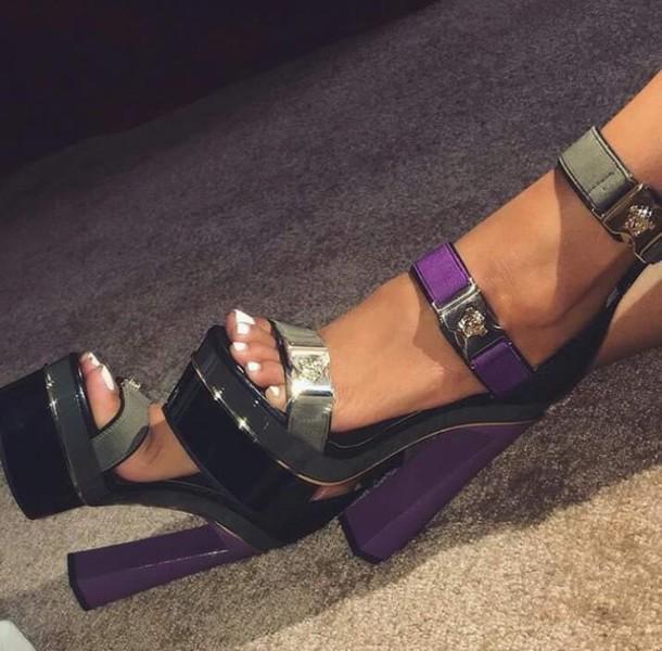 shoes high heel sandals platform sandals