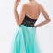Black and teal organza long princess prom dresses ksp264 [ksp264] - £99.00 : cheap prom dresses uk, bridesmaid dresses, 2014 prom & evening dresses, look for cheap elegant prom dresses 2014, cocktail gowns, or dresses for special occasions? kissprom.co.uk offers various bridesmaid dresses, evening dress, free shipping to uk etc.