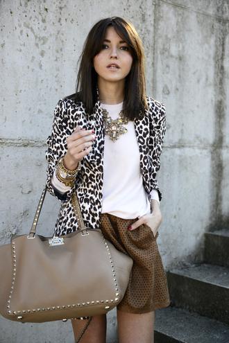lovely pepa skirt coat sweater bag jewels