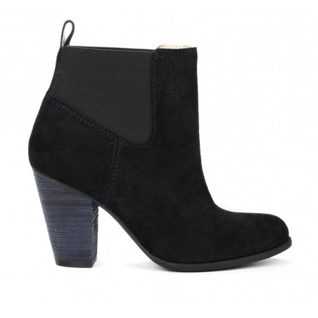 Sole Society - Chelsea booties - Giuliana - Black
