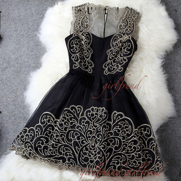 dress black lovely short dress beautiful dress gold satin dress white little black dress prom dress floral cute dress prom
