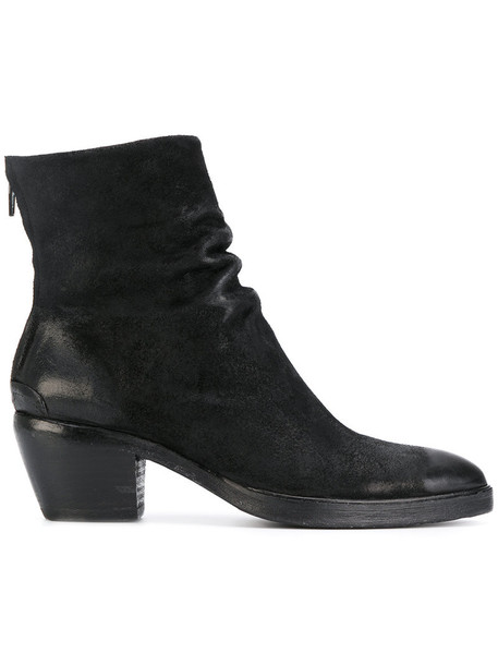 The Last Conspiracy horse women leather black shoes