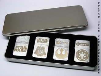jewels lighter star wars