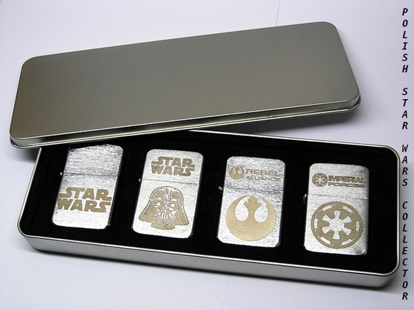 lighter jewels star wars