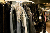 jacket,vintage,swag,spikes,spike,spiked moto jacket,studs,studded,studded jacket