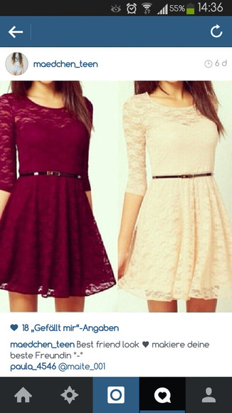 dress friends colour