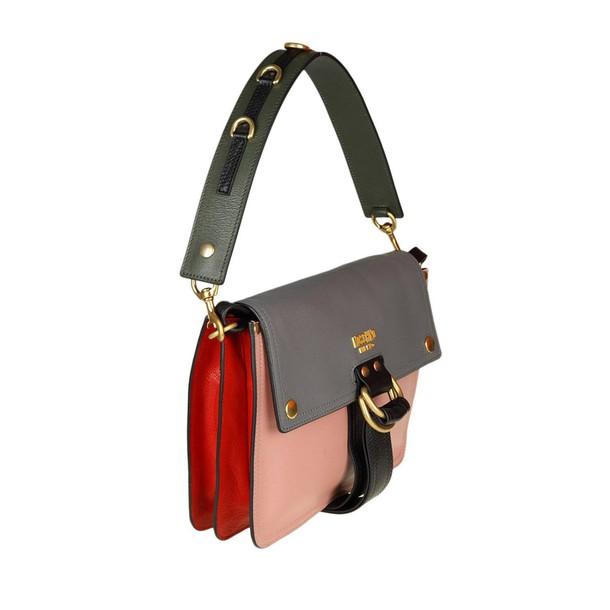 Moschino women bag shoulder bag grey