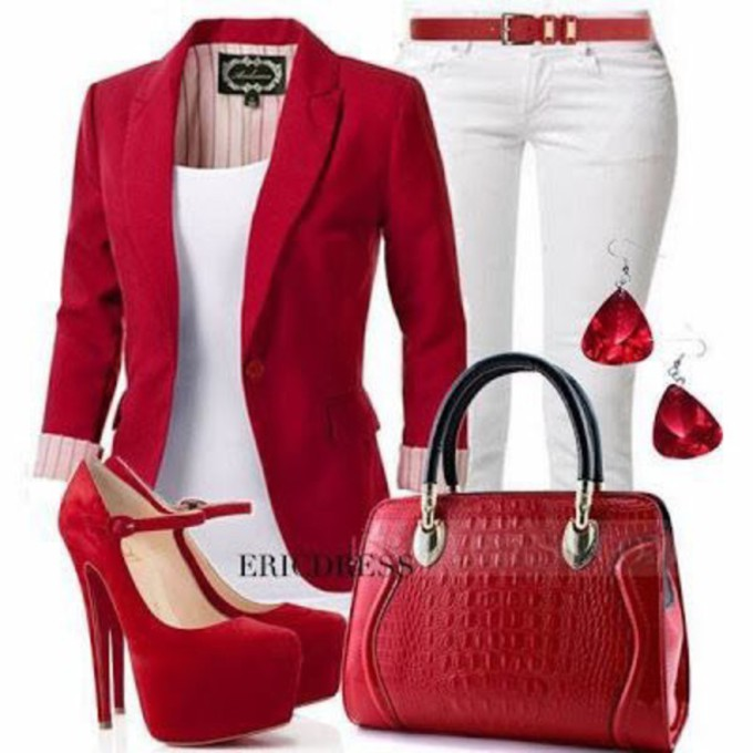 red black coat fashion heels outfit white valentine's love hot chill valentine's edition valetines day hot pants antique rose scarf ootd stilettos scarf red