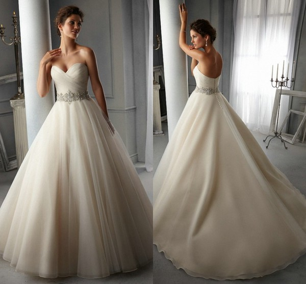 wedding dress organza wedding dress 2014 2014 hot princess wedding dresses a line wedding dresses backless wedding dress backless dress backless dress with beading