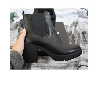 black boots black ankle boots ankle boots