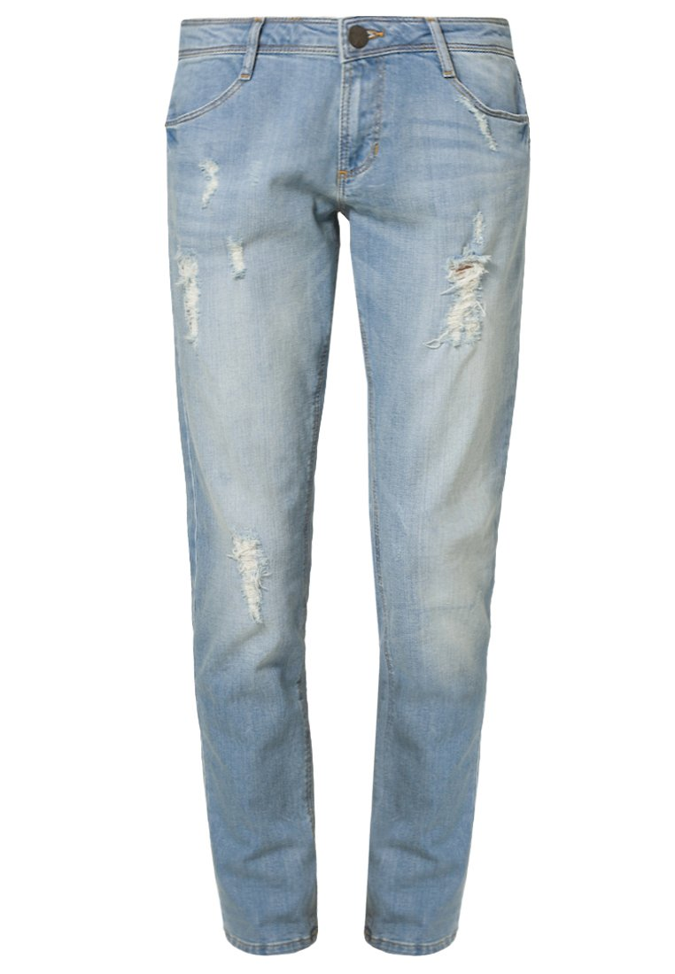 Gestuz MAJA - Jeans Relaxed Fit - light blue - Zalando.de