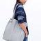 Suede shopper bag - trf - handbags - woman | zara united kingdom