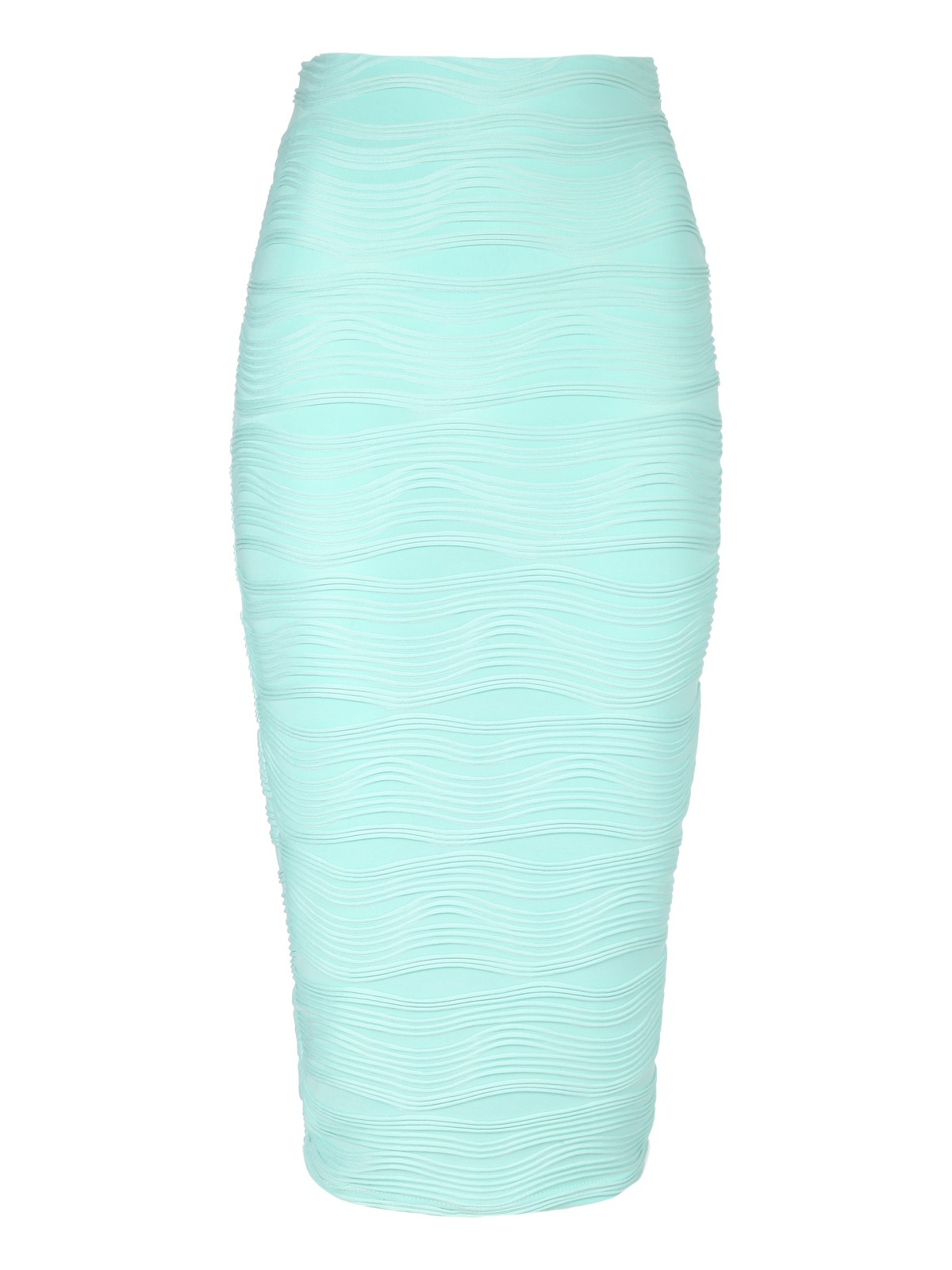Light Green Pencil Skirt Dress Ala