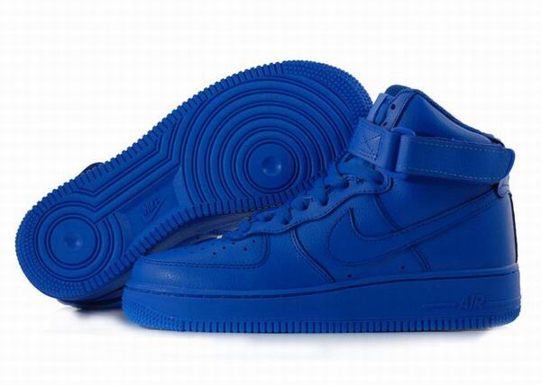 blue air force 1 high