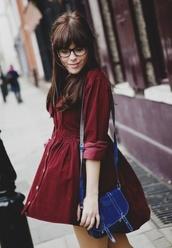 dress,red,beautiful,style