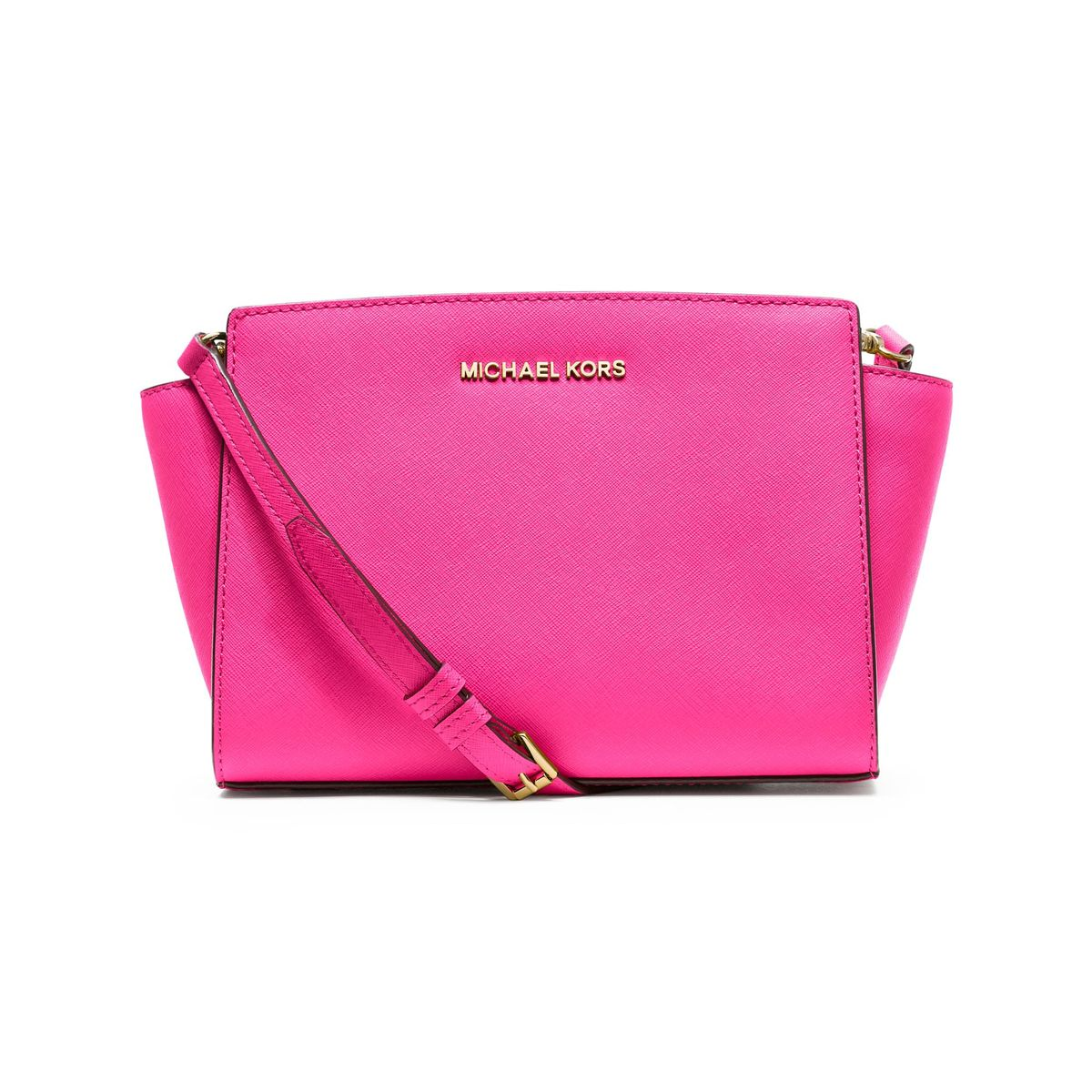 93b4db10ddf2f ... norway dillards michael michael kors old selma messenger bag neon pink  46371 3ef91