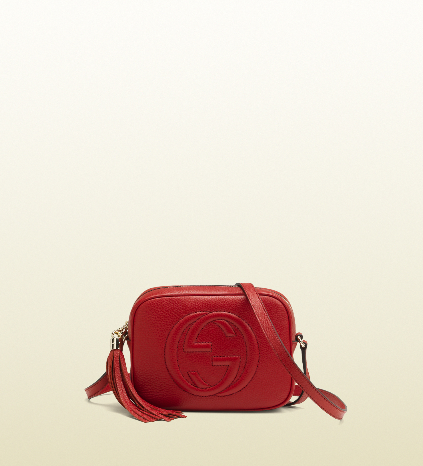 Gucci -  soho disco bag 308364A7M0G6523