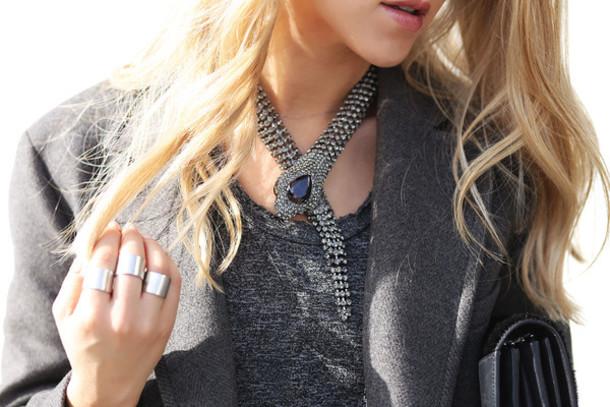 cheyenne meets chanel pants t-shirt jacket bag shoes jewels sunglasses