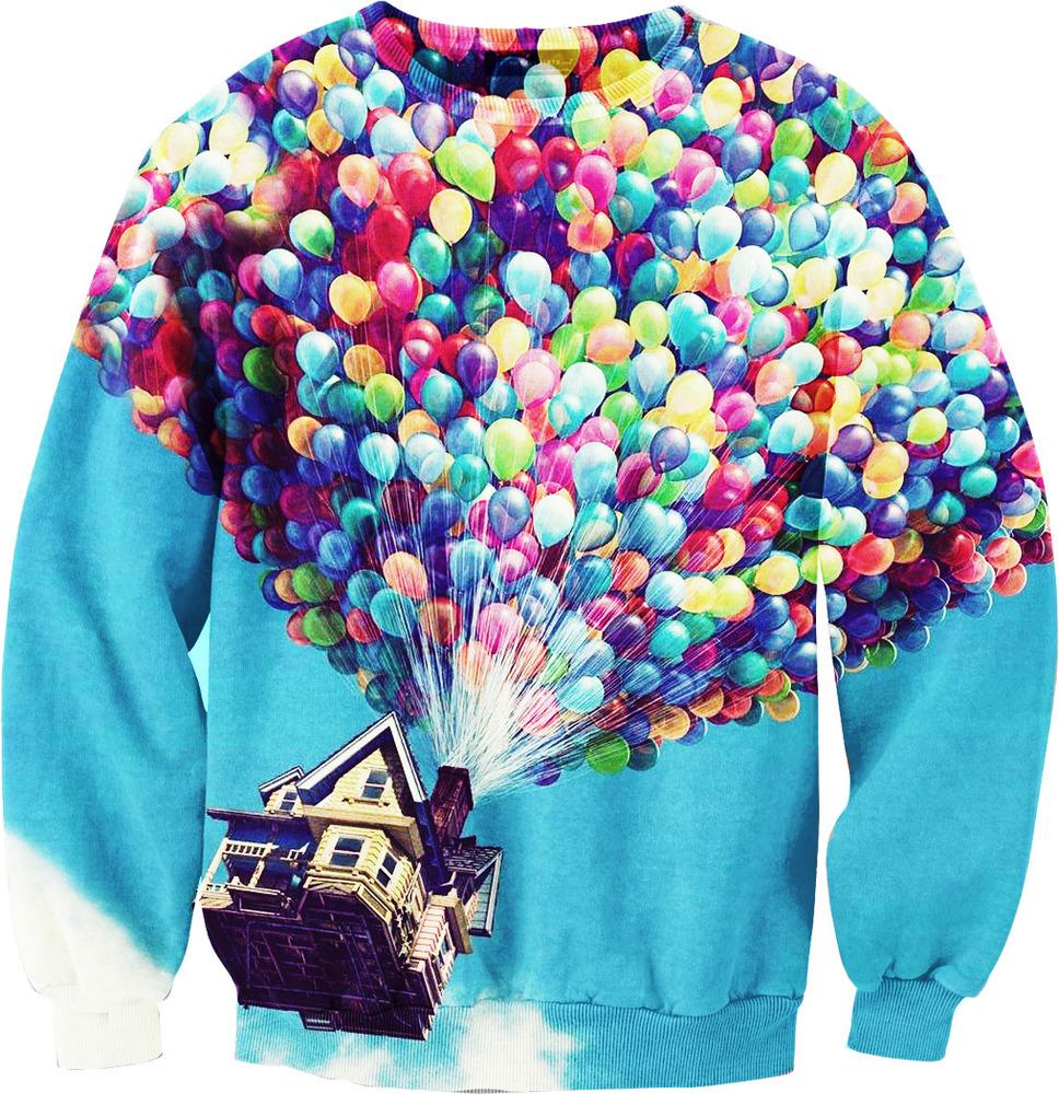 Up sweatshirt