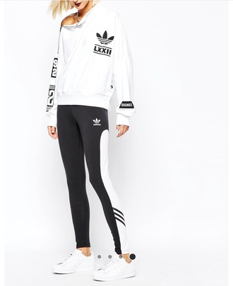 sweater adidas adidas jacket adidas originals rita ora adidas white white sweater zip