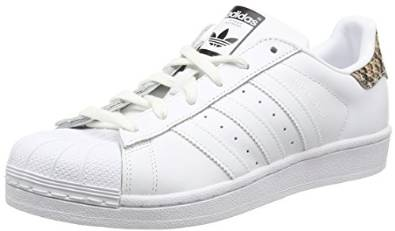 Adidas Superstar Donna Sneaker Bianco: Amazon.es: Zapatos y complementos