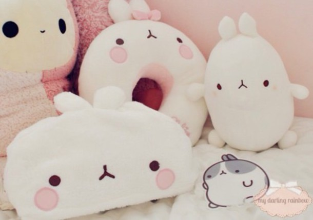 hair accessory kawaii stuffed animal home accessory