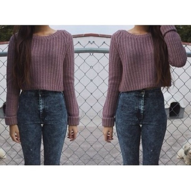 sweater, pullover, oversized sweater, knitted sweater