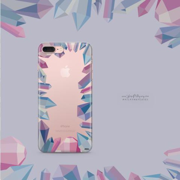 Milkyway Cases CLEAR TPU CASE COVER - AURA (STEPH)