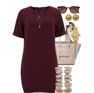 dress sunglasses jewels bag sandals shoes