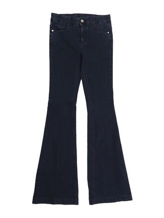 jeans flare jeans denim flare dark blue dark blue