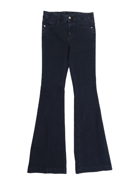 Stella McCartney jeans flare jeans denim flare dark blue dark blue