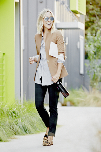 damsel in dior blogger jacket top bag shoes coat pants hat