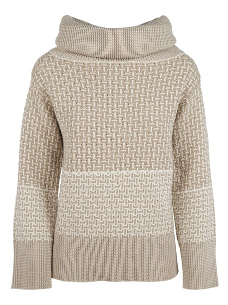 Blumarine sweater patterned sweater