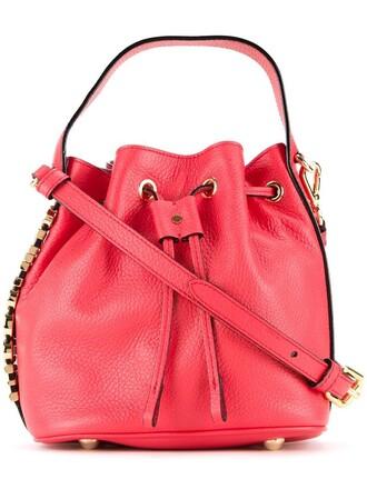 women red bag