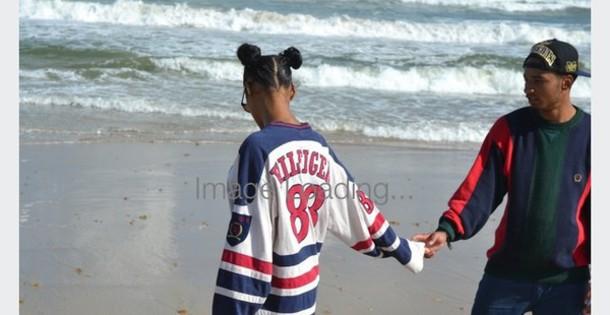bac993b4a43 top tommy hilfiger jersey hockey