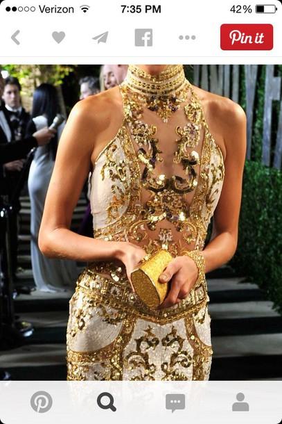 dress gold embedded dress. please help me find :)