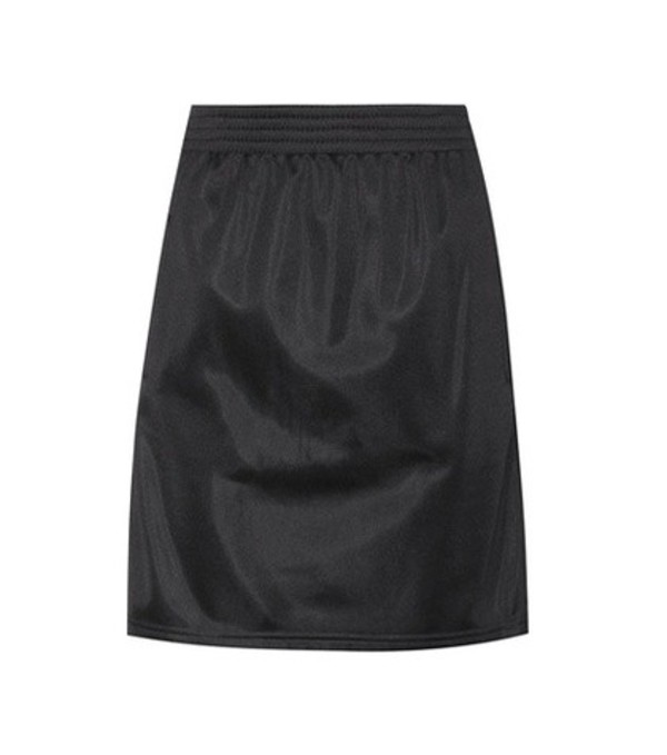 Givenchy A-line skirt in black