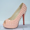 14cm spikes shoes rivet heels patent leather red bottom pump high heel studs nude spikes wedding dress shoes 140mm heel