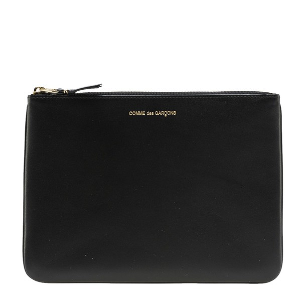 Comme des garcons purse black bag