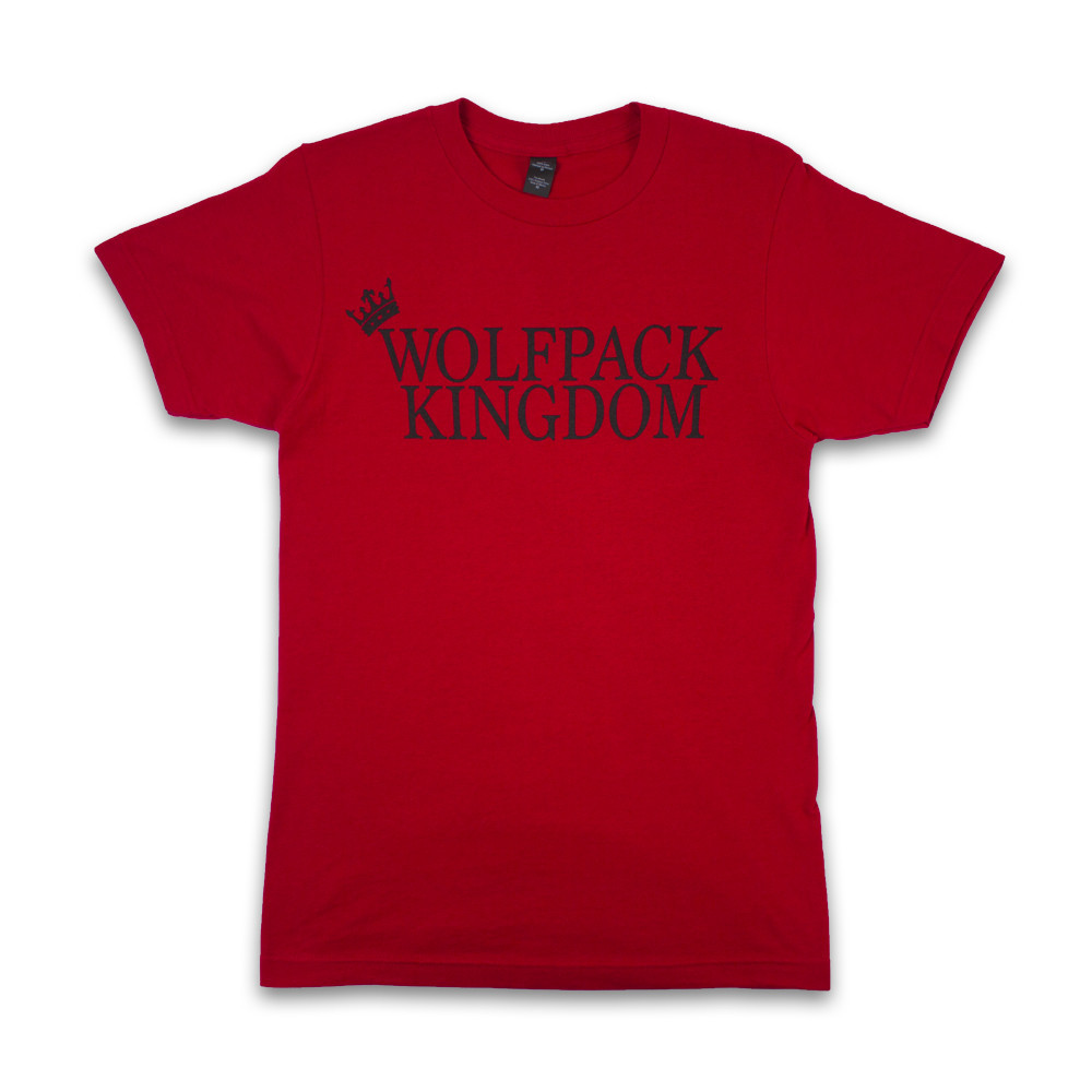 Wolfpack Kingdom Red Tee – Shop Pia Mia
