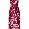 Silk cotton floral shadow print dress by prabal gurung   moda operandi
