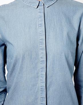 Esprit | Esprit Denim Shirt at ASOS