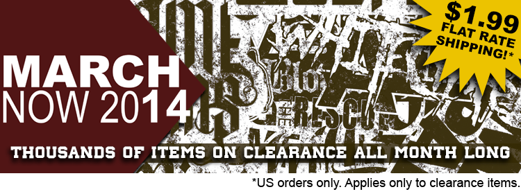 On Clearance : MerchNOW